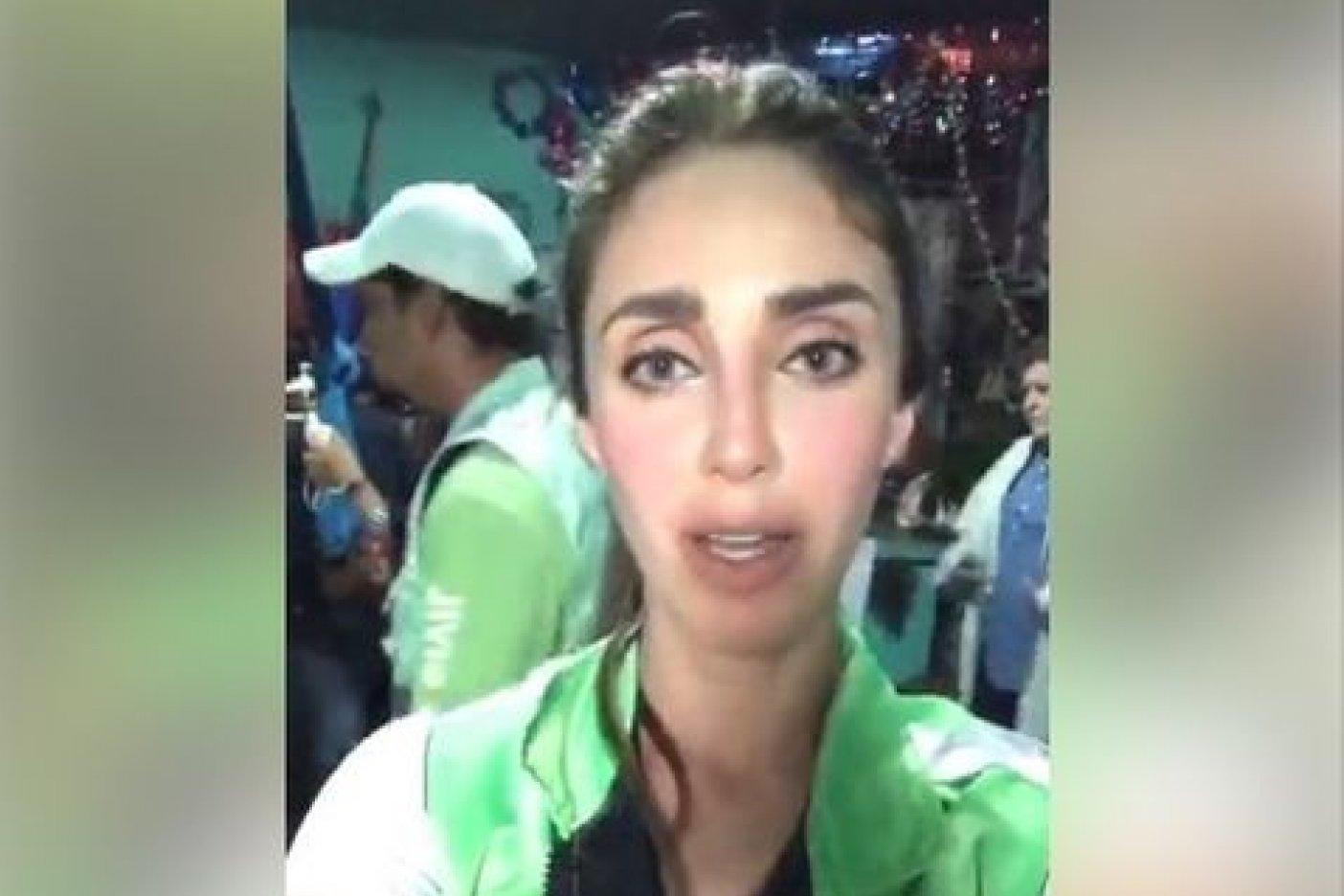 Anahí pide ayuda para los damnificados por el terremoto en Chiapas, México