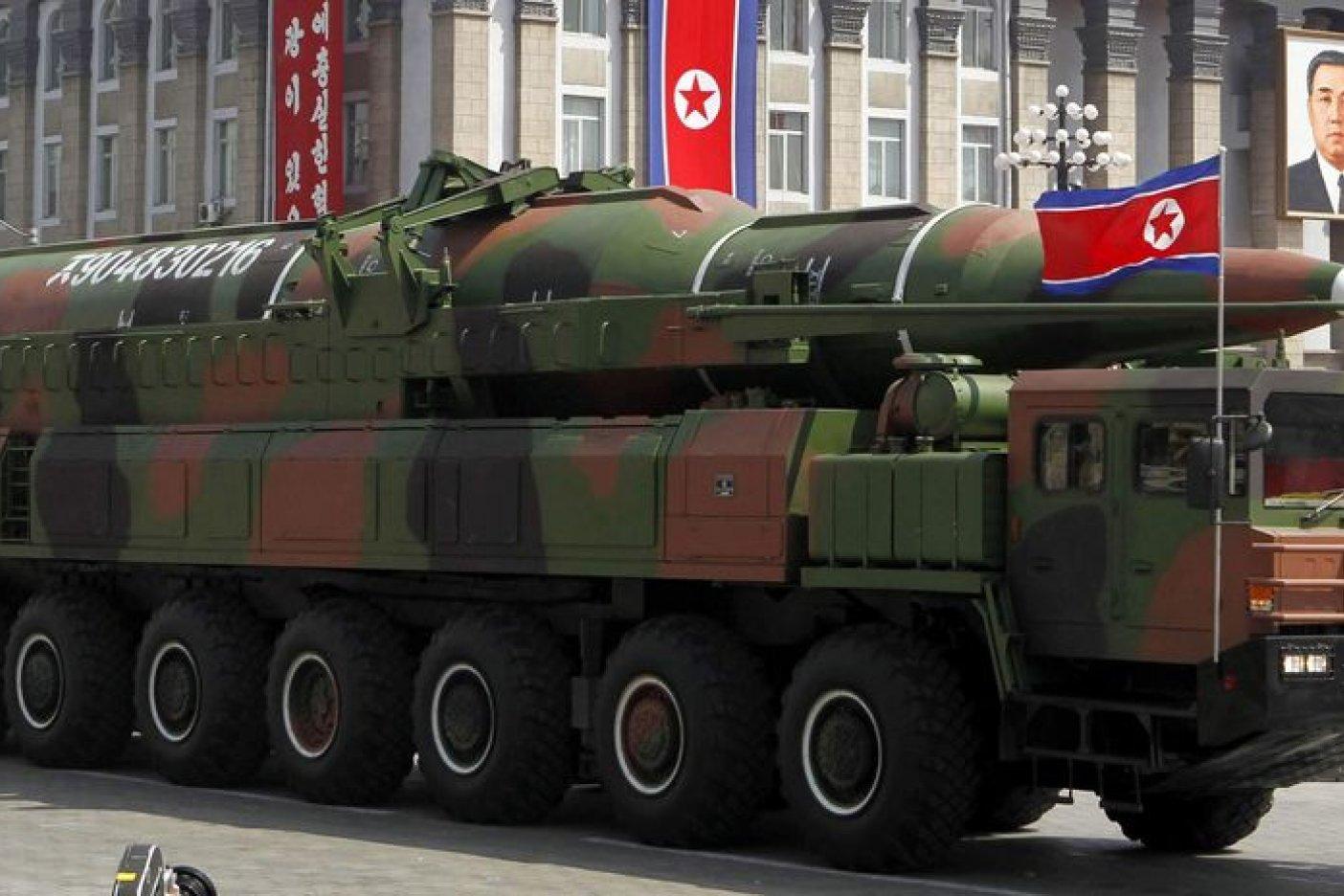 Pese a sanciones, reportan nuevo lanzamiento de misil norcoreano