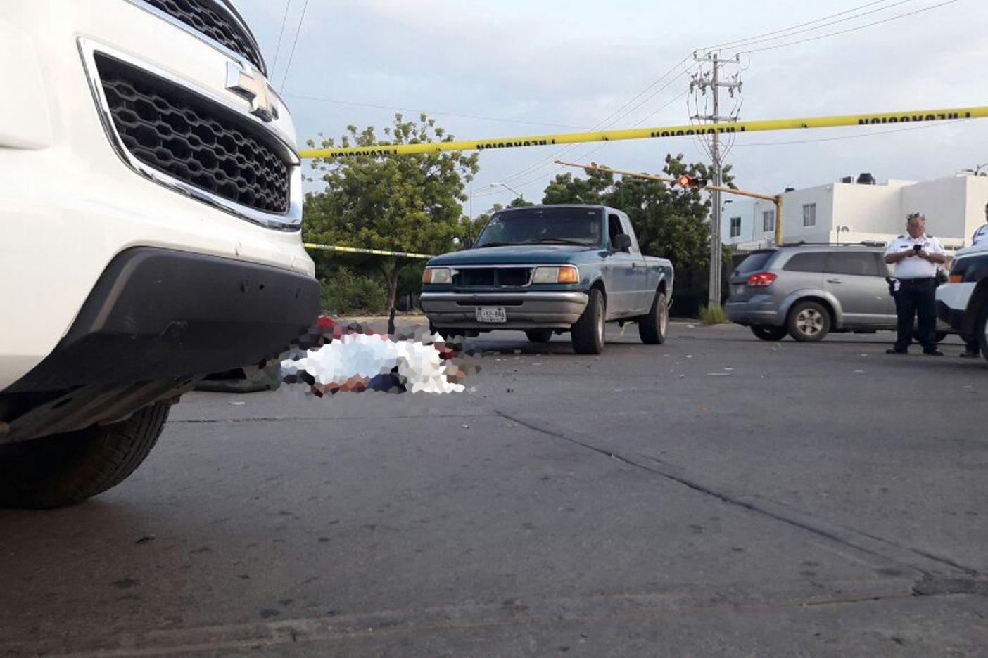 Muere motociclista, luego de ser arrollado en Mazatlán