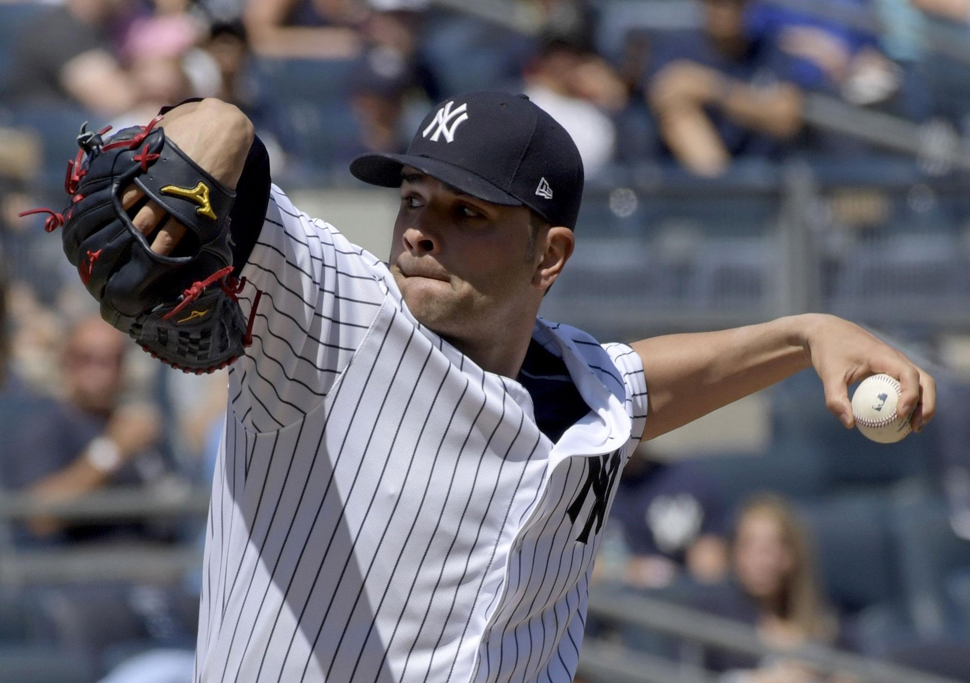 Con gran actuación de García, Yankees vence a Minnesota