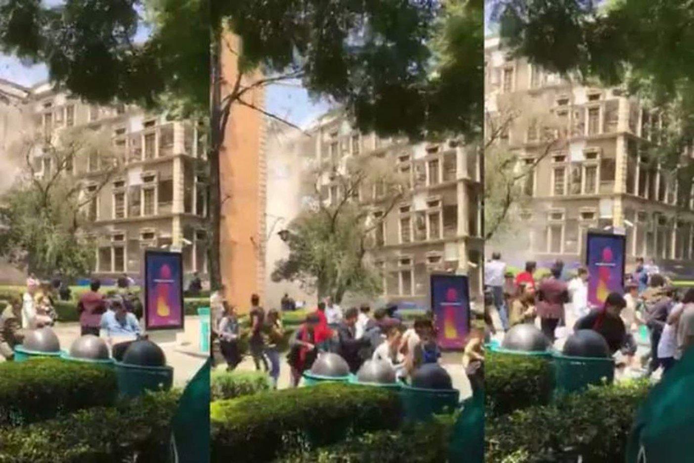 Tec de Monterrey reporta un estudiante muerto y 40 heridos