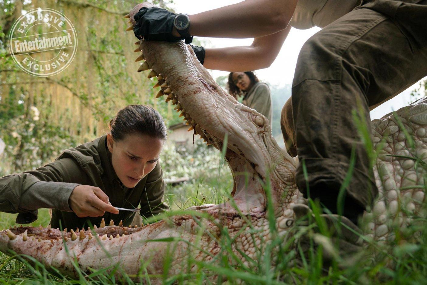 Las primeras imágenes de Natalie Portman en 'Annihilation'