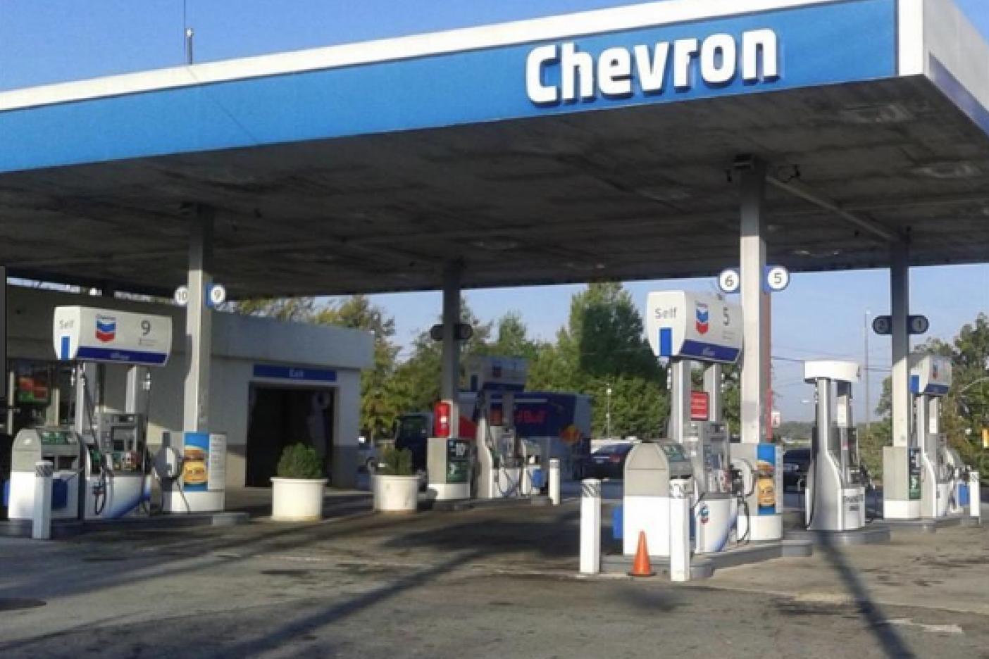 Chevron inaugura segunda gasolinera en México