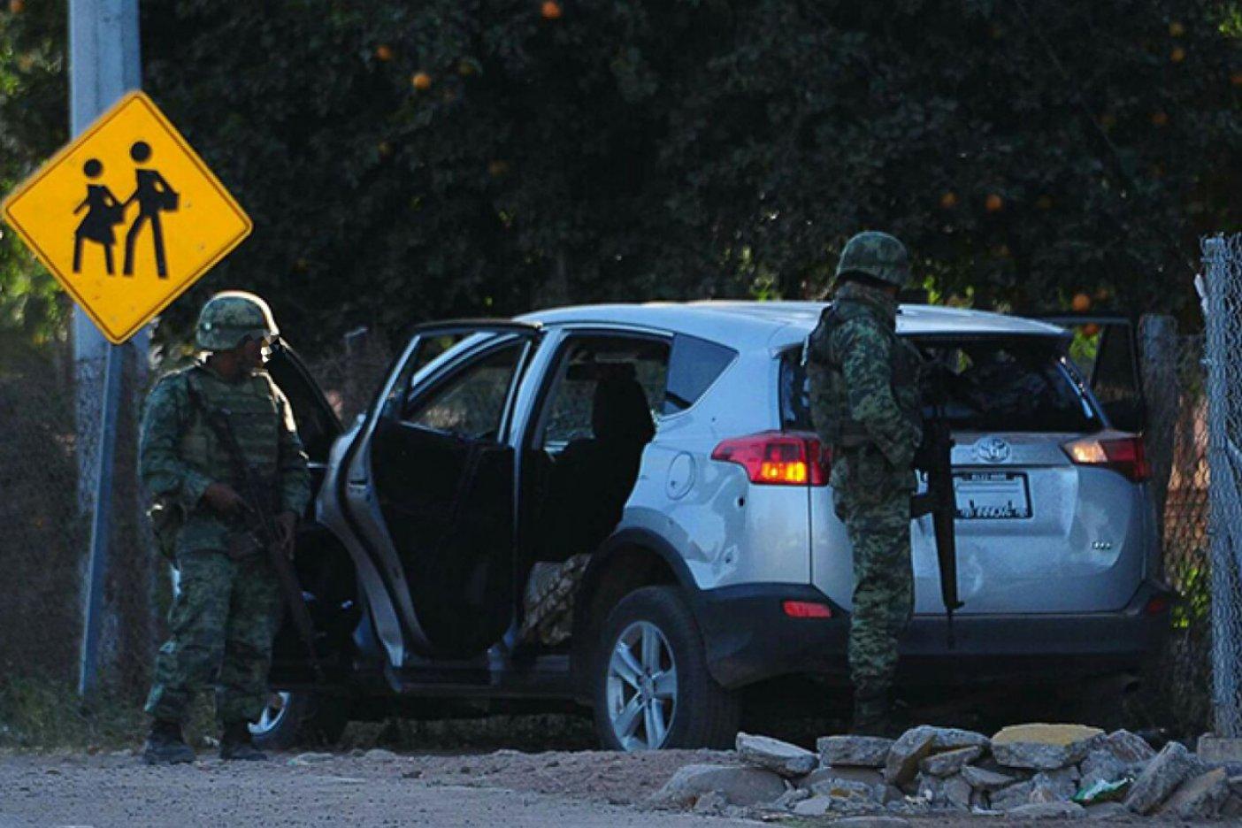 Sentencian a dos por matones en Sinaloa