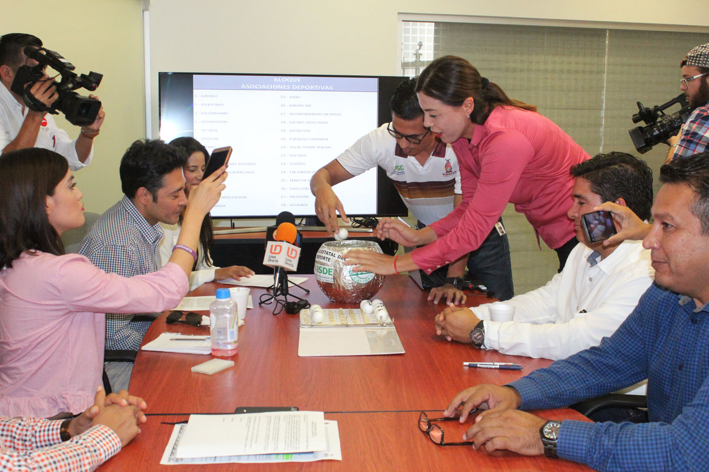 Candidatos al Premio Estatal del Deporte en Oaxaca