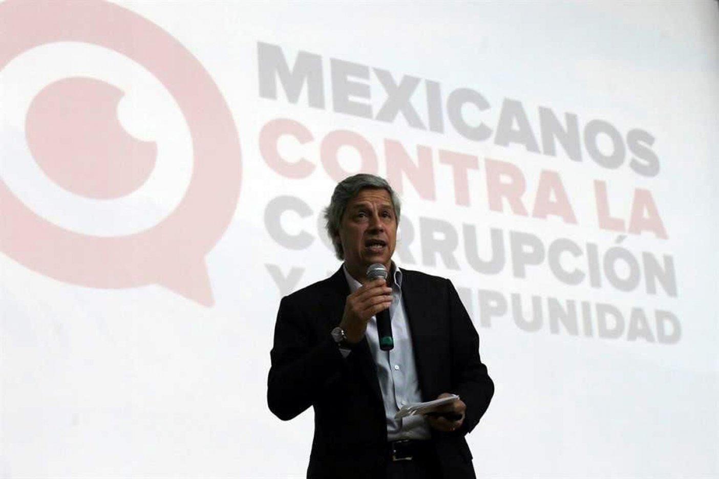Mexicanos Contra la Corrupción acusa intimidación contra colaborador