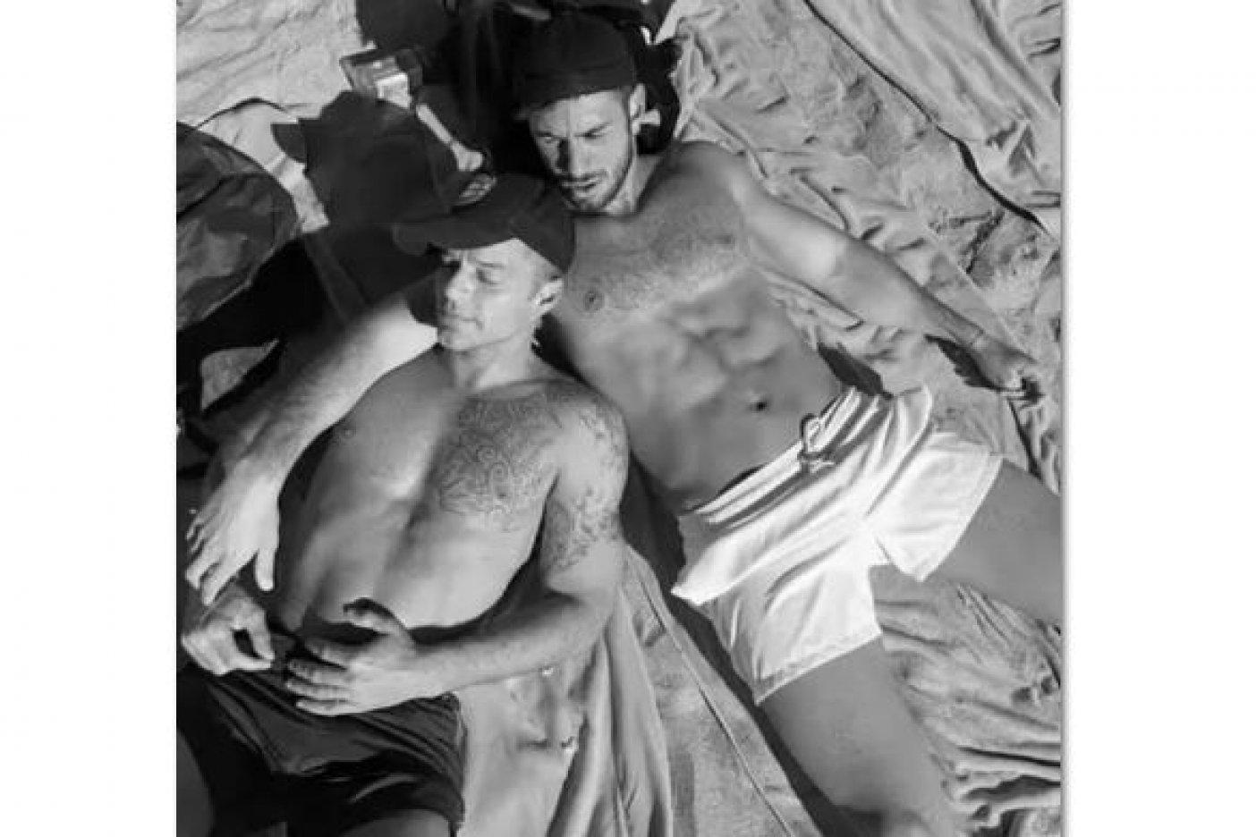 Ricky Martin y Jwan Yosef, muy enamorados