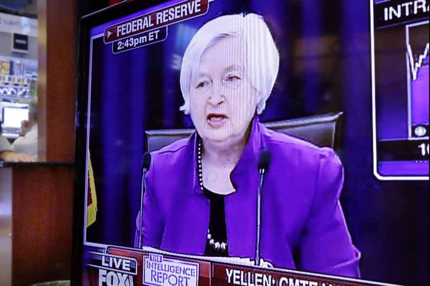 La presidenta Yellen presenta su dimisión de la Fed