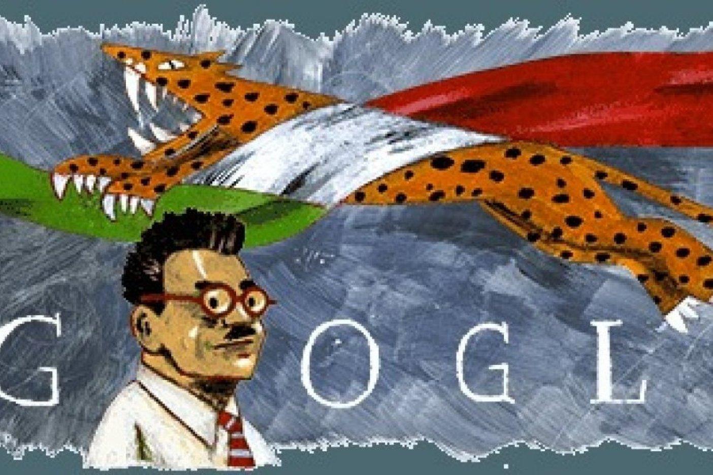 José Clemente Orozco, el genio insumiso en el doodle de Google