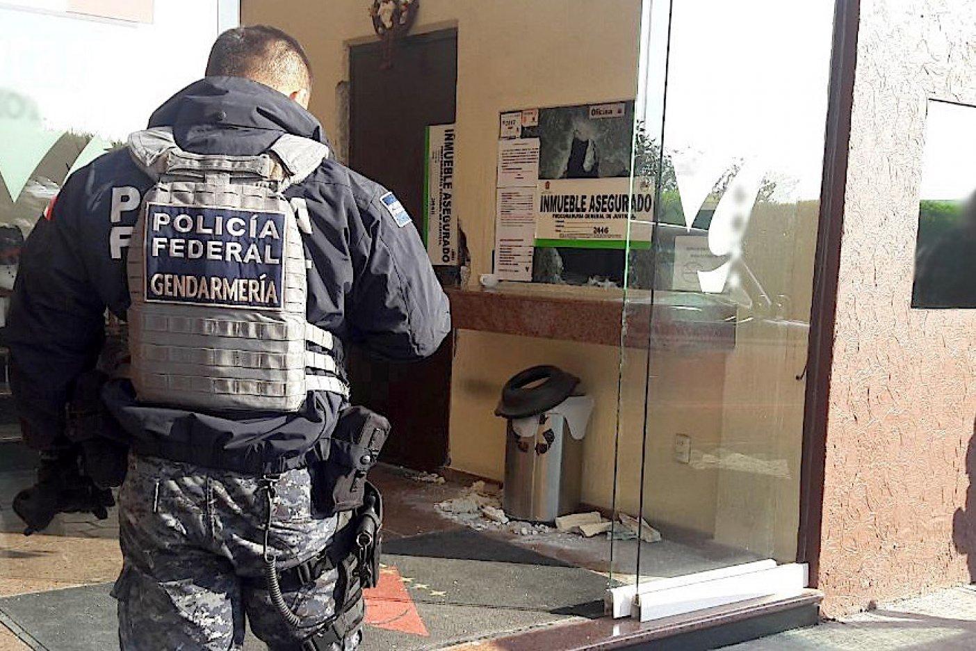 Desarticula PF red internacional de trata y rescata 24 mujeres en Toluca