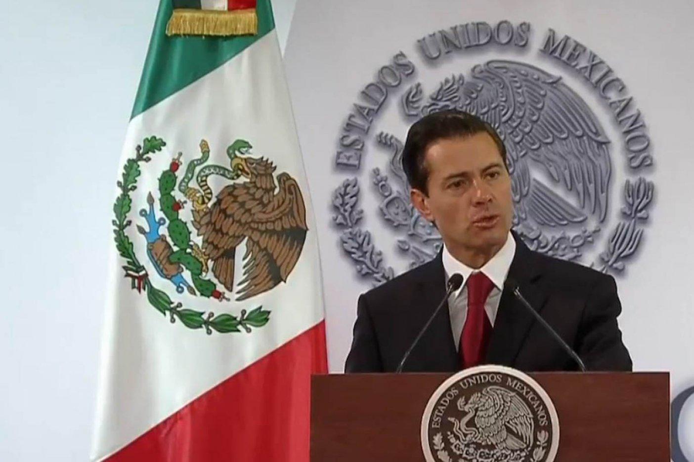 Pide Peña a su gabinete que 'aprieten el paso'