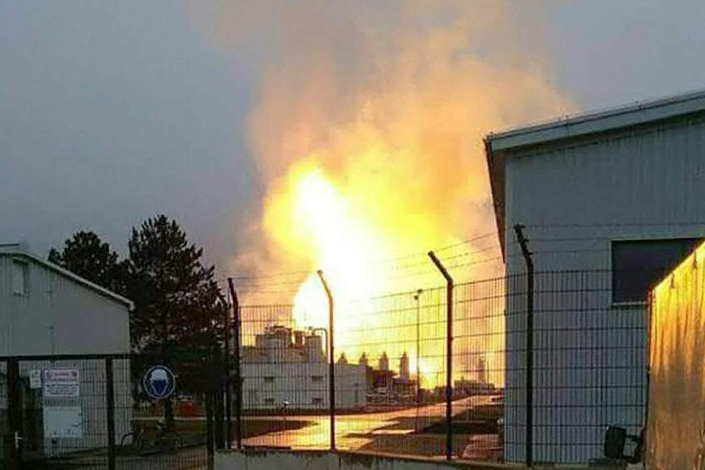 Emergencia en Italia por explosión de terminal de gas en Austria