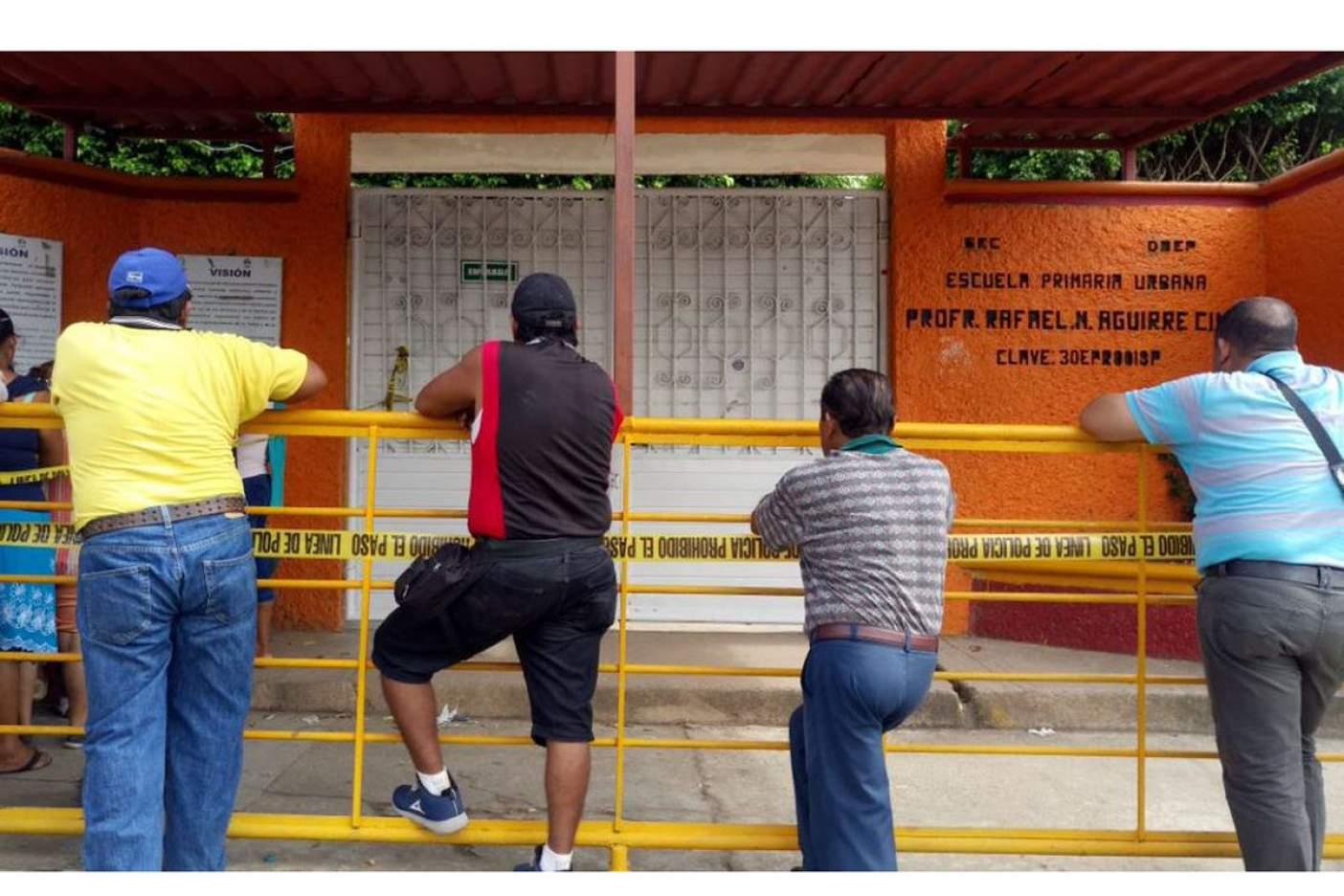 Matan a periodista de Veracruz en festival de su hijo