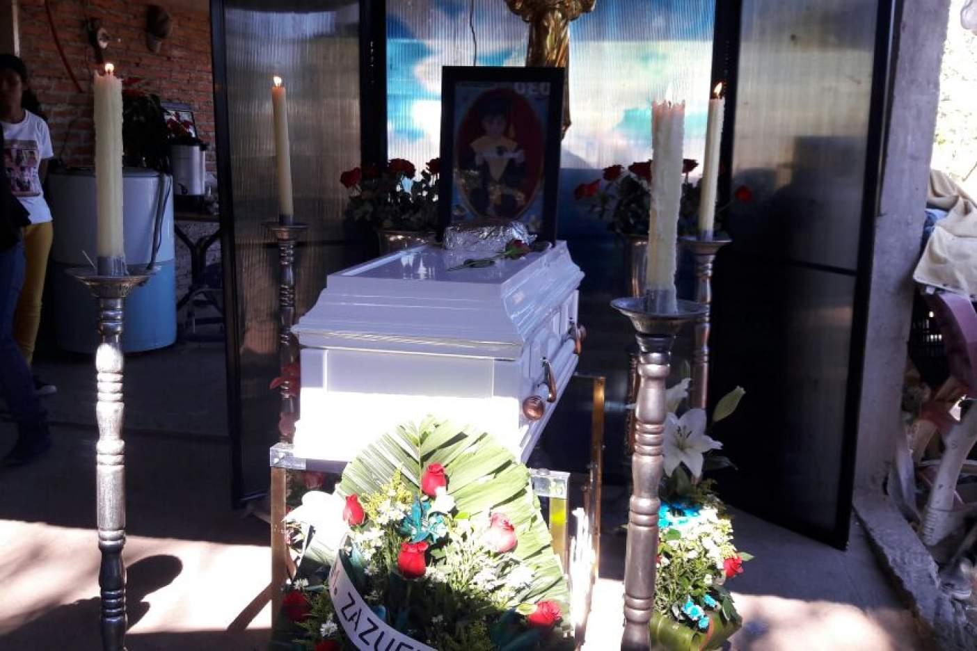 Entregan a familia restos de Dayana, la niña asesinada en Sinaloa