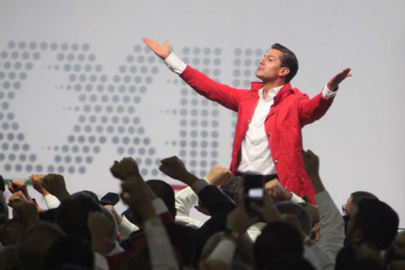 Tomará Peña Nieto 8 días de vacaciones con motivo de Año Nuevo