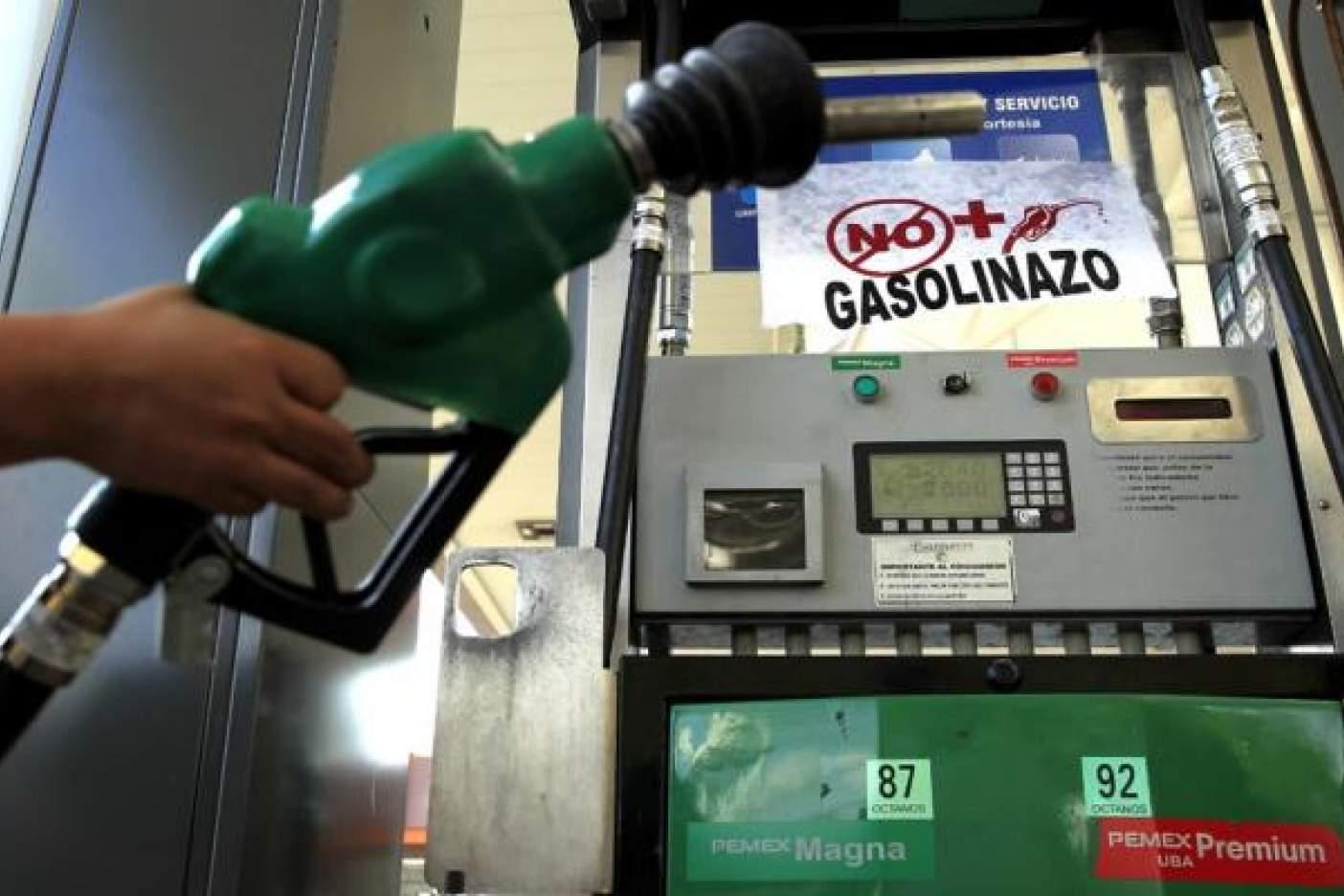 Arrancó 2018 con gasolinazo; en Chihuahua, Magna hasta en $16.84