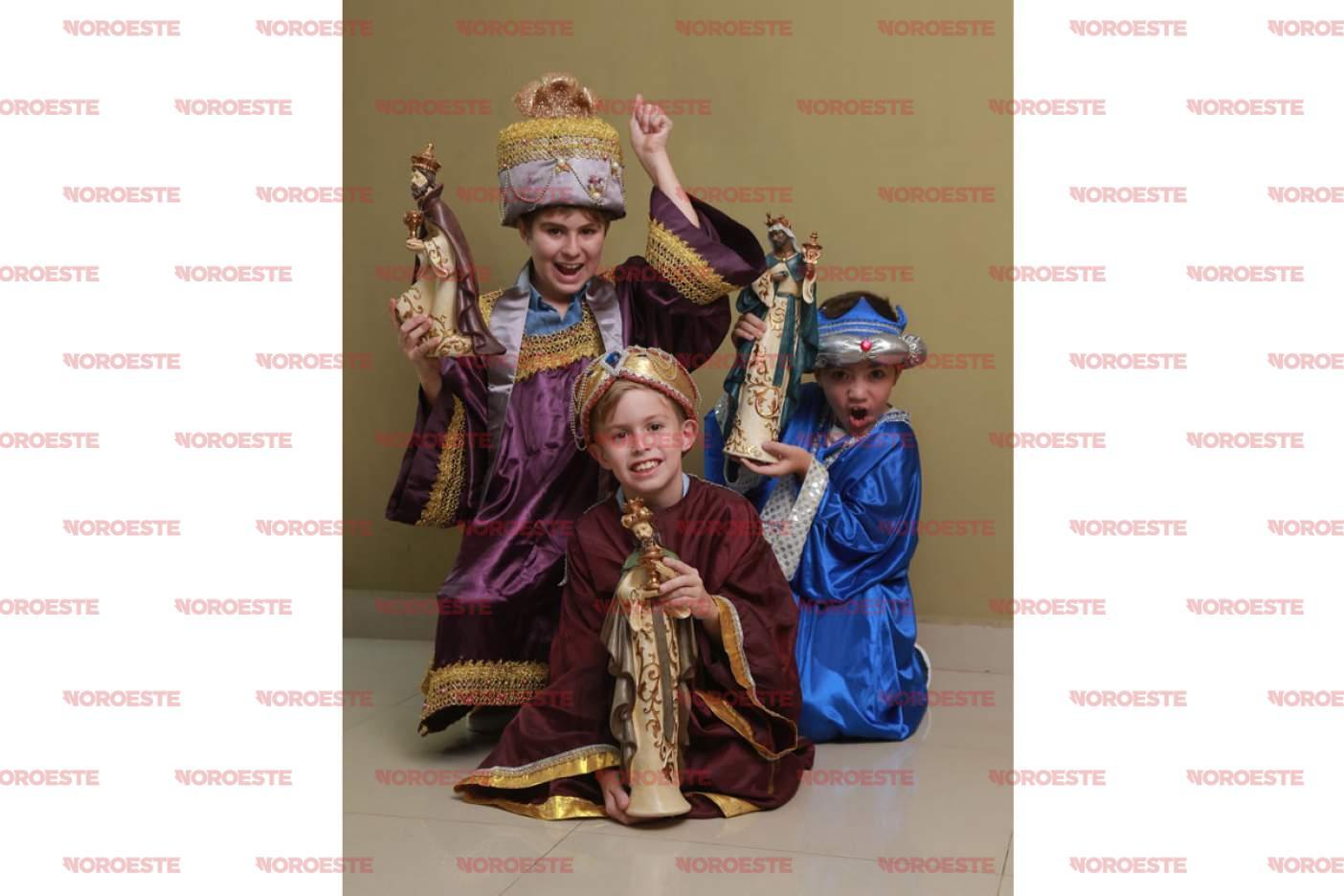 Reyes, fiesta católica que celebra la llegada del Salvador