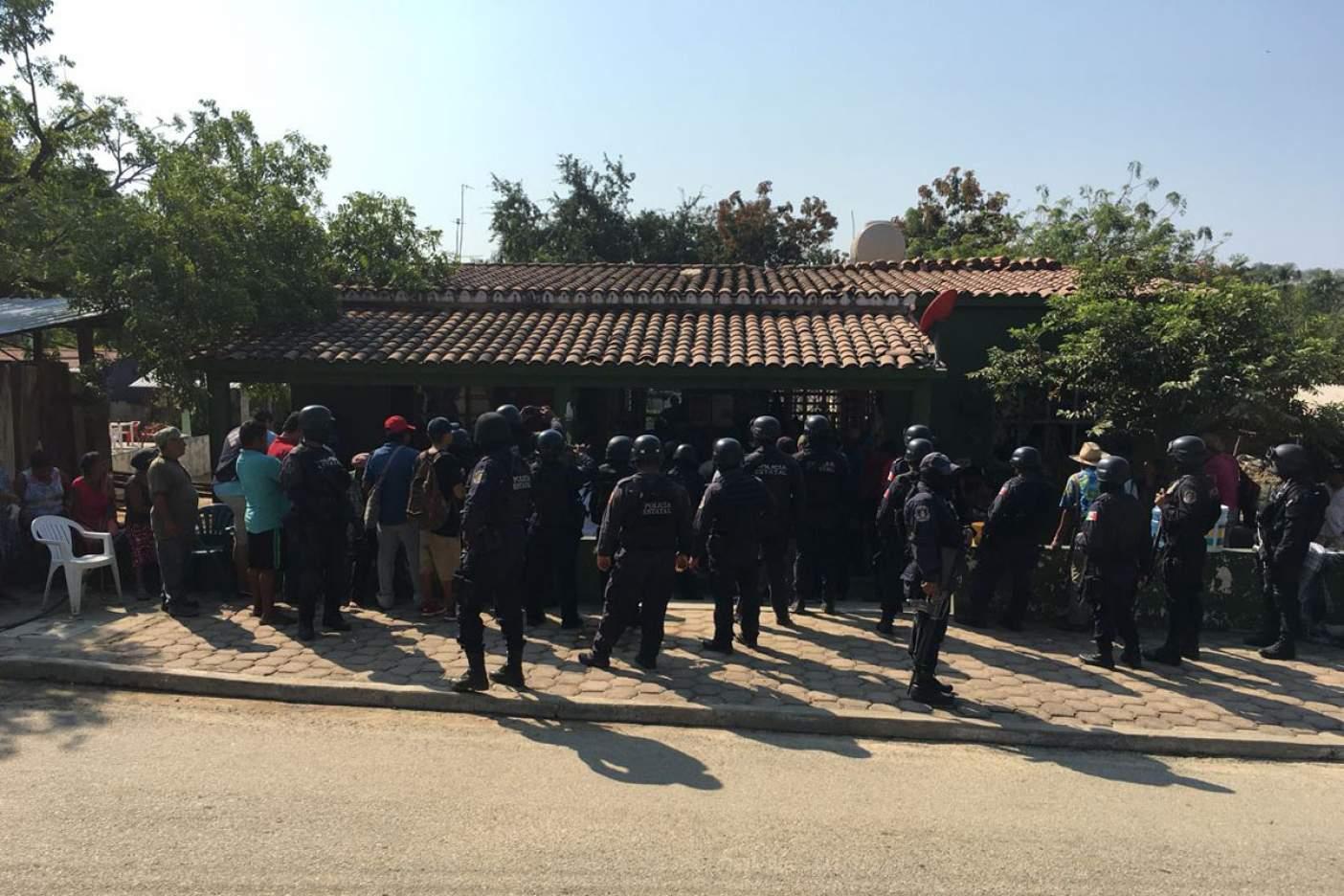 Enfrentamiento en Acapulco deja 8 muertos