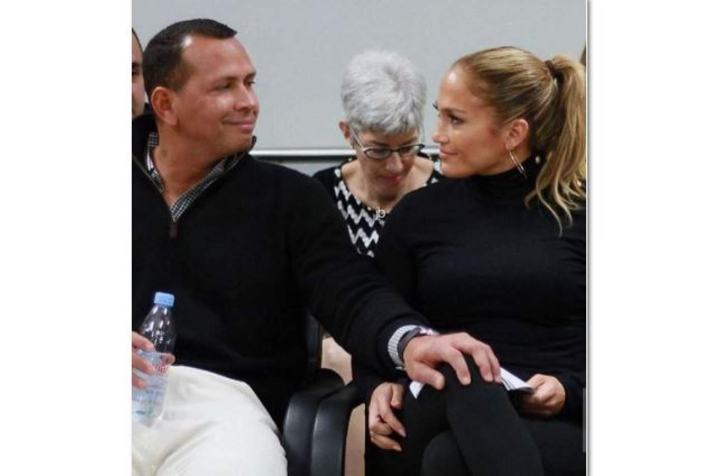 ¿Qué hizo llorar a Jennifer López en pleno discurso?