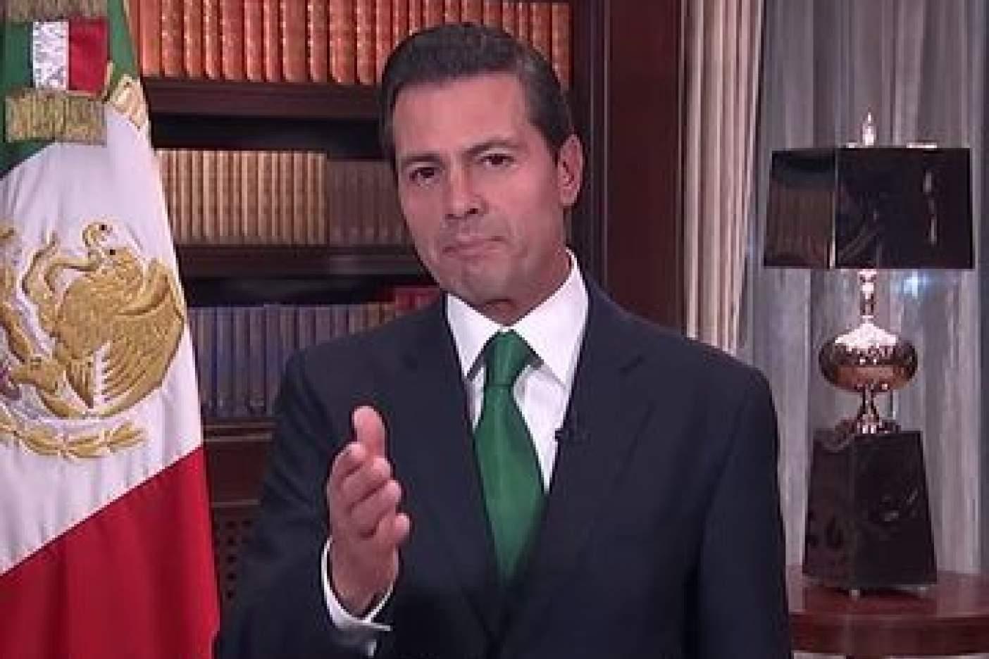 Inaugura Peña Nieto Macrolibramiento en Jalisco