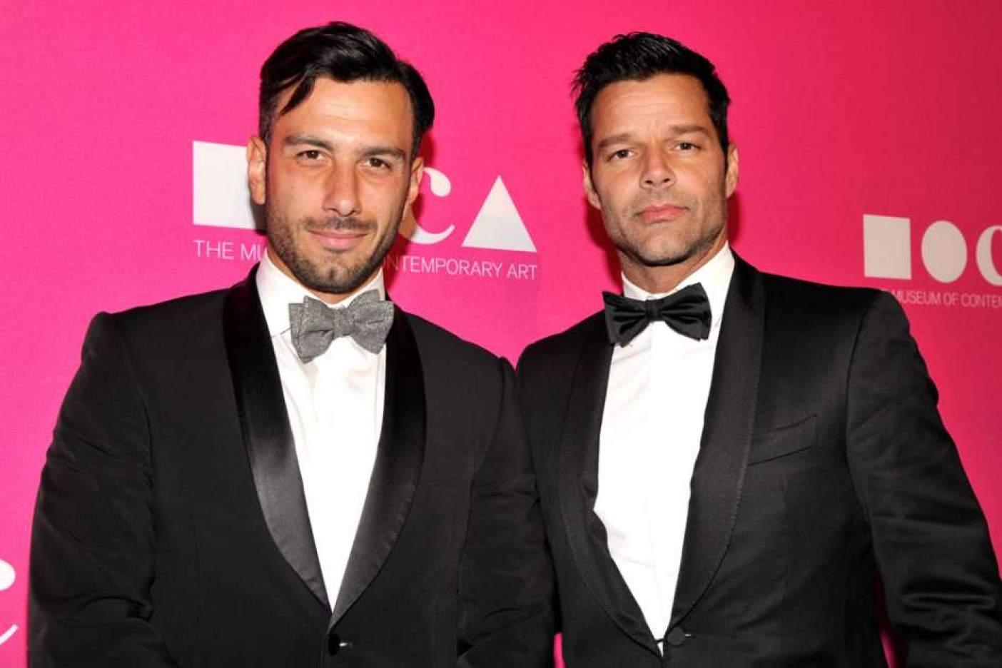 Ricky Martin presenta a su esposo Jwan Yosef y su nueva casa