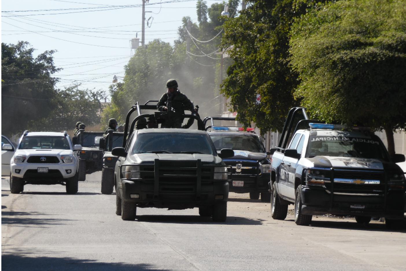 Hallan en fosa a director de policía municipal de Elota en Culiacán