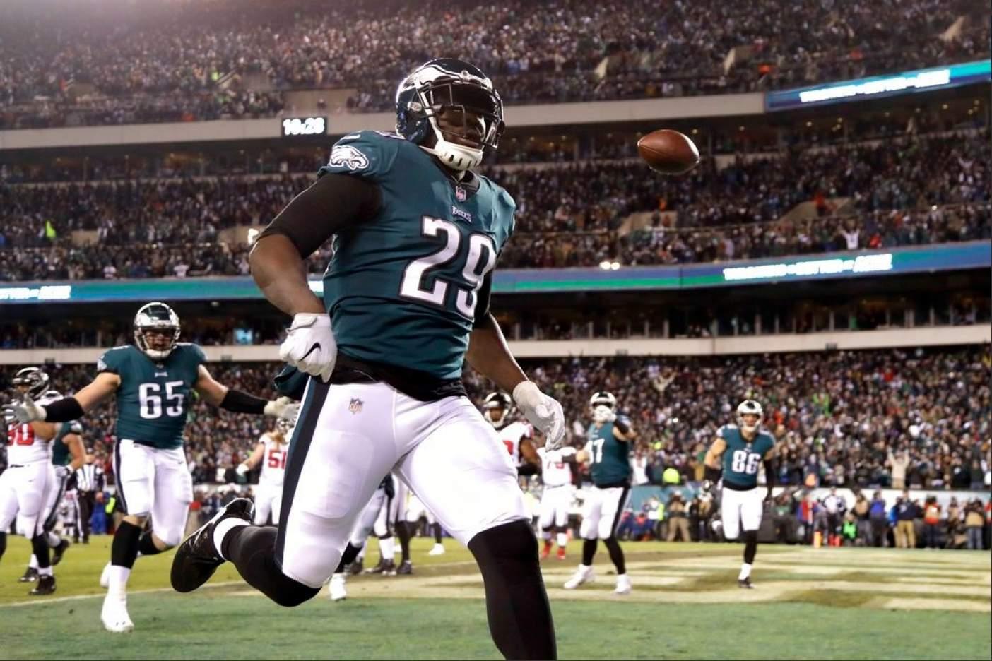 Los Eagles de Filadelfia volaron al Juego de Campeonato