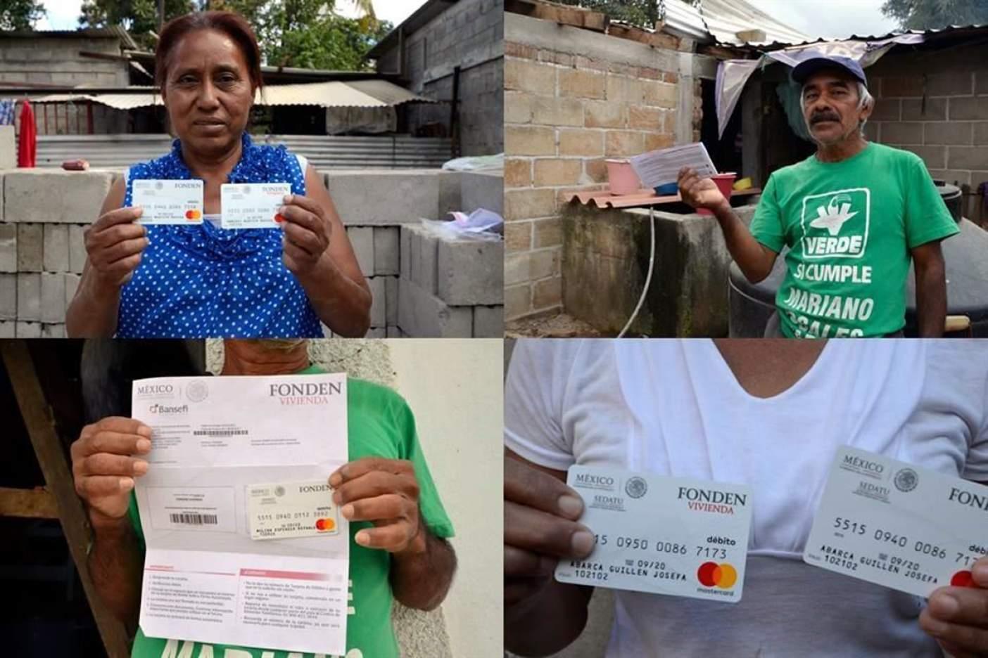 Se clonan tarjetas de los damnificados de los sismos
