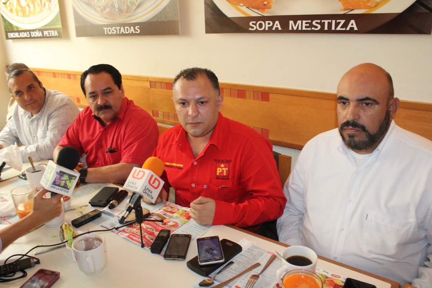 Se registra alianza Morena PES y PT
