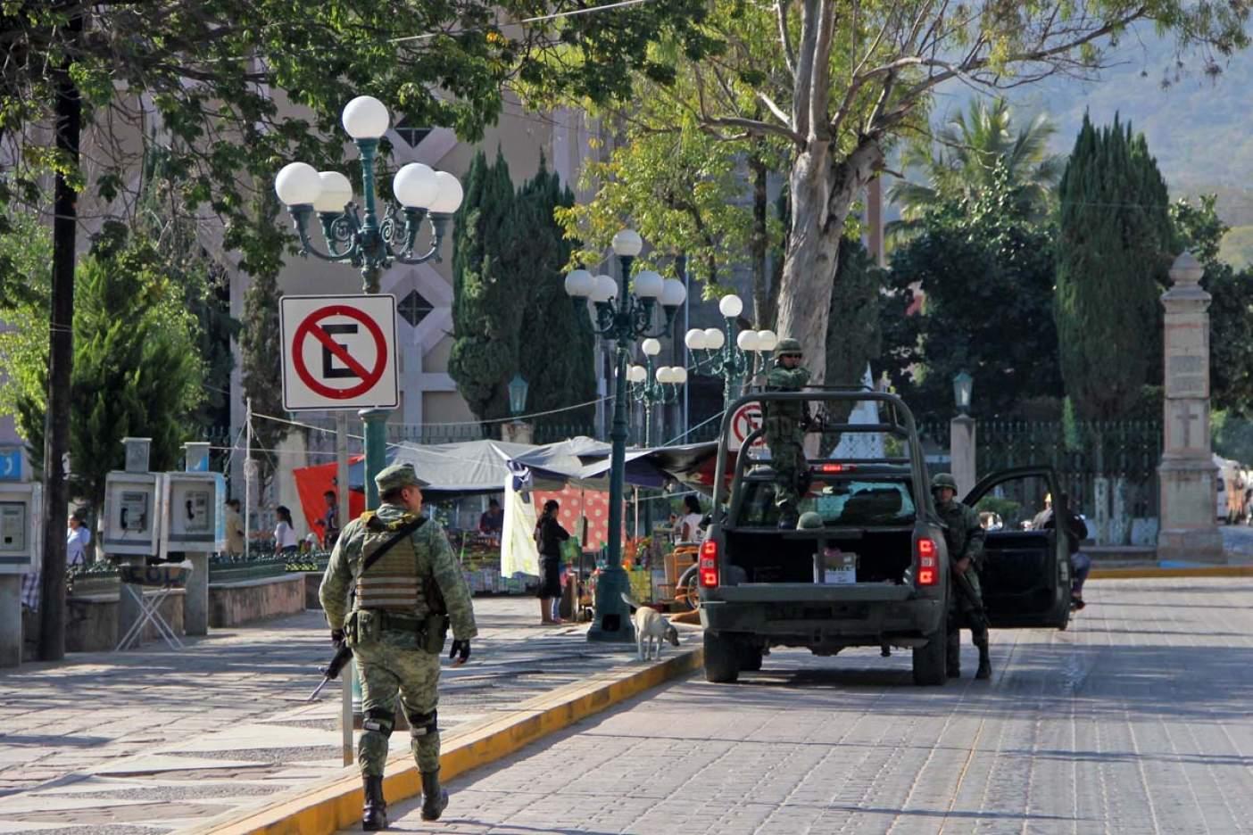 HRW condena violaciones a derechos humanos cometidas por soldados en México