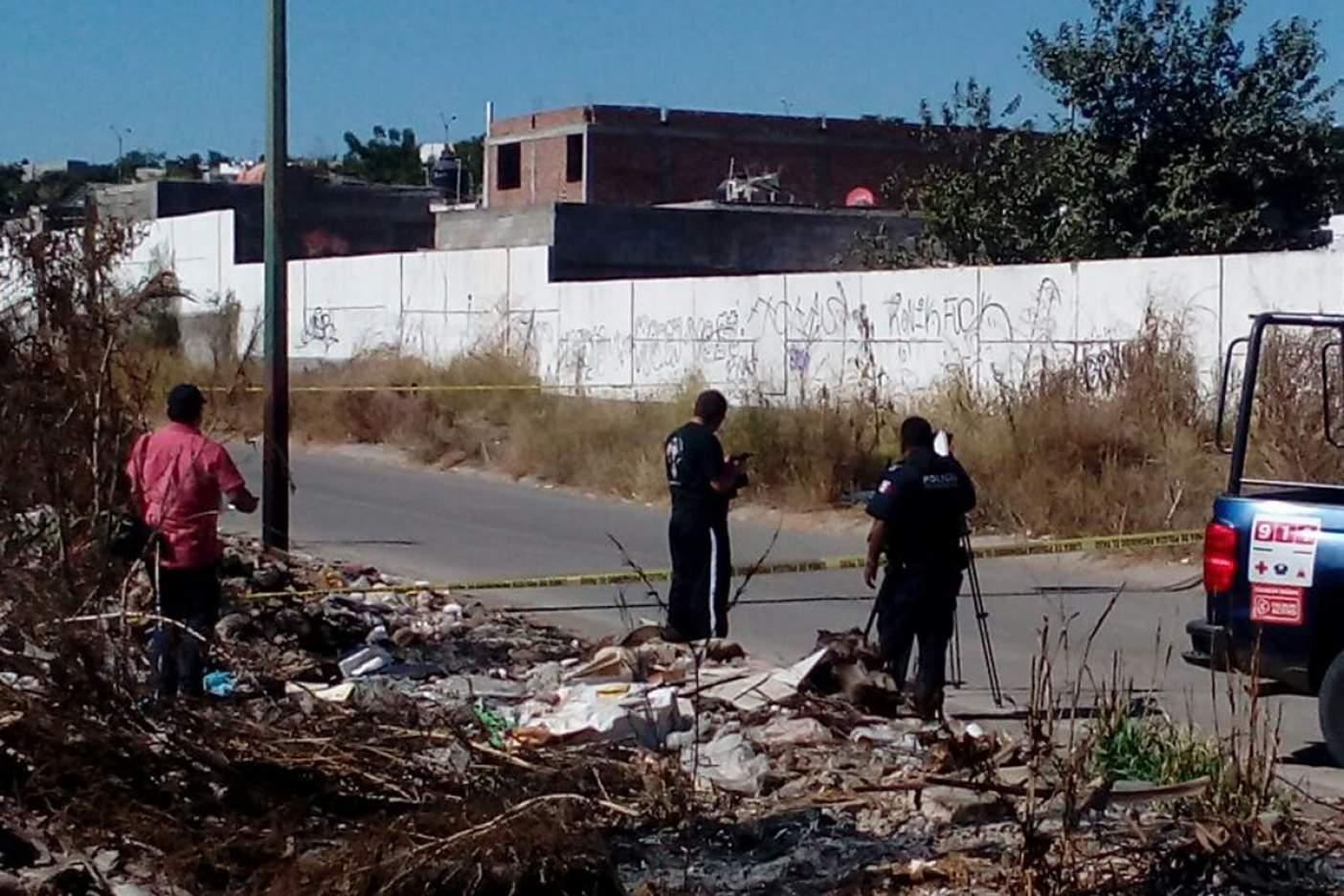 Encuentran mujer sin vida al sur de Culiacán