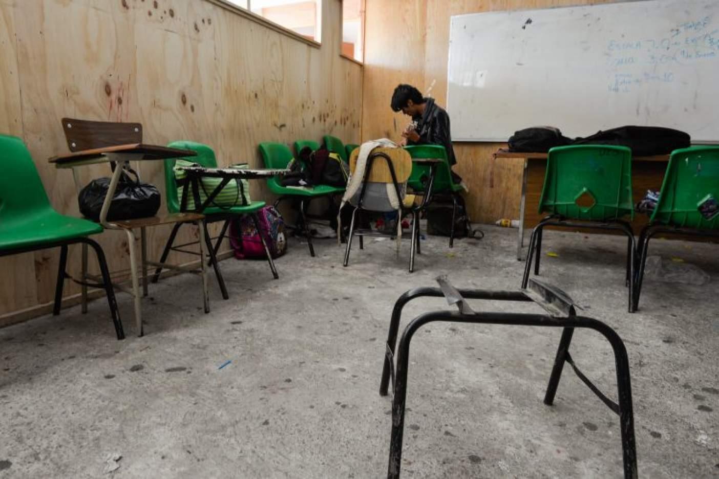 Liberan recursos para Escuelas al CIEN