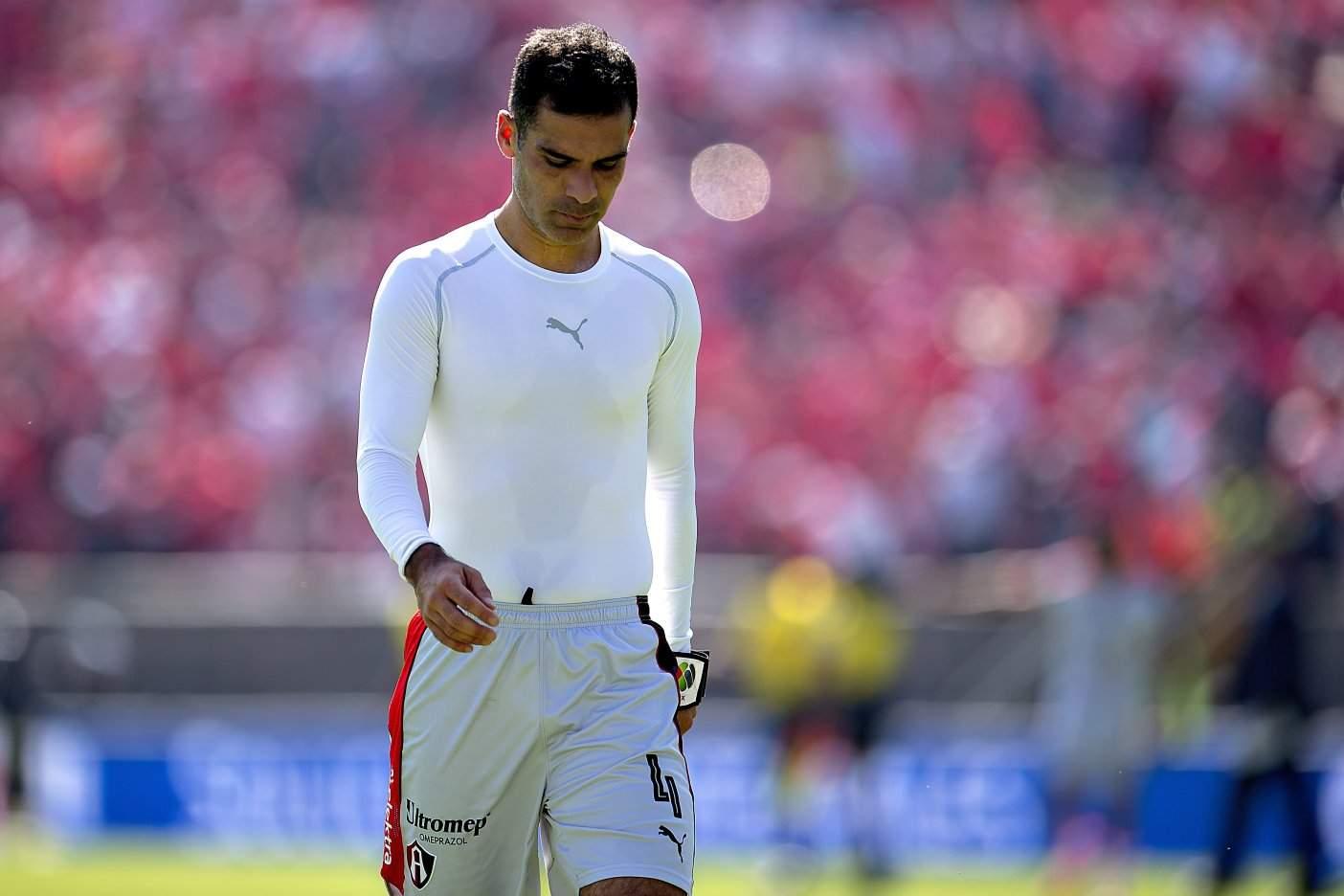 Rafa Márquez quedaría fuera del Mundial por sus problemas con Estados Unidos