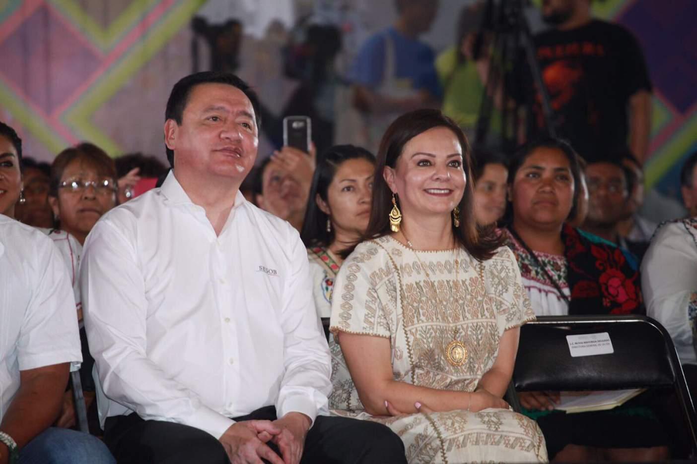 Osorio Chong niega tener vínculos con corrupción de Odebrecht