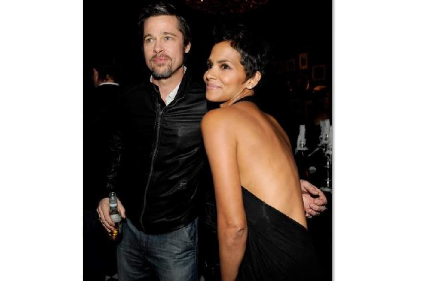 Esta actriz sería el nuevo amor de Brad Pitt