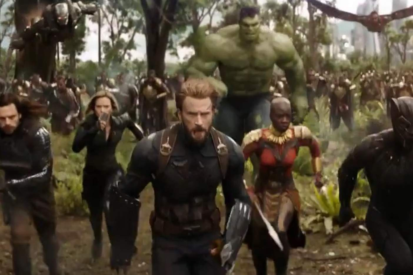 Vean el nuevo avance de Avengers: Infinity War