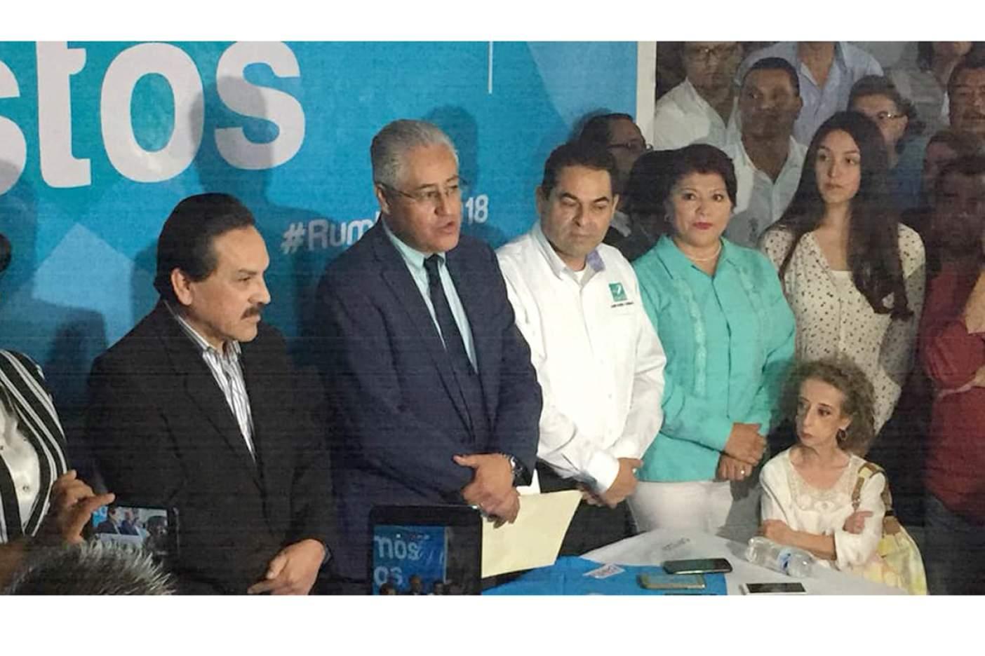 Nueva Alianza no irá en coalición para la elección a gobernador