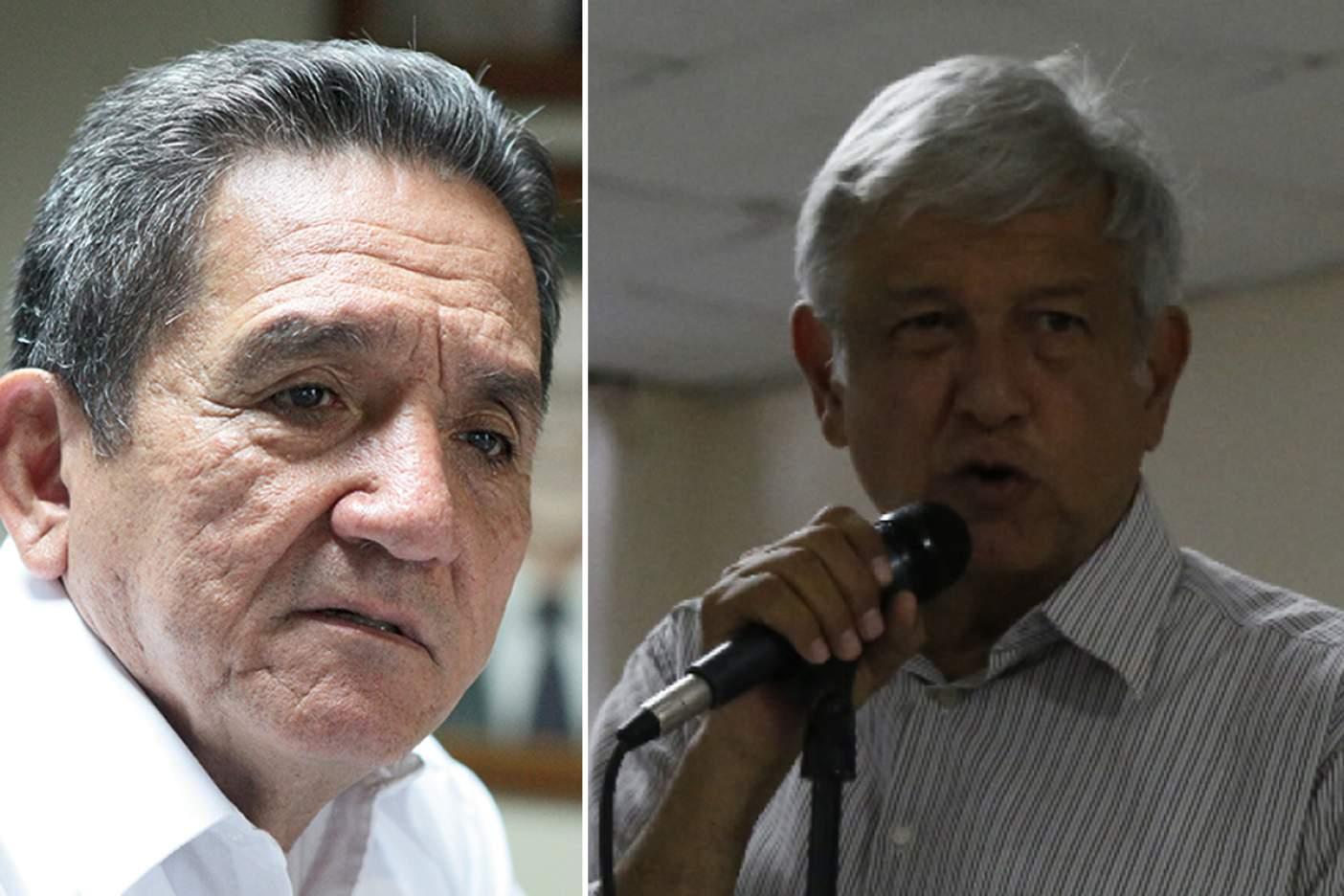 López Obrador descartó