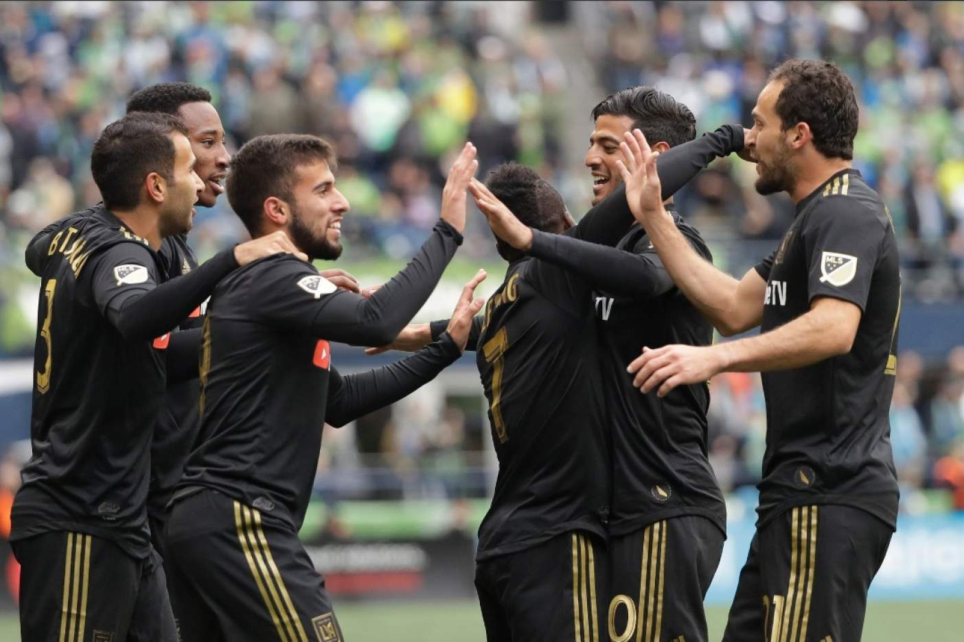 Debutan LAFC y Vela en la MLS con triunfo