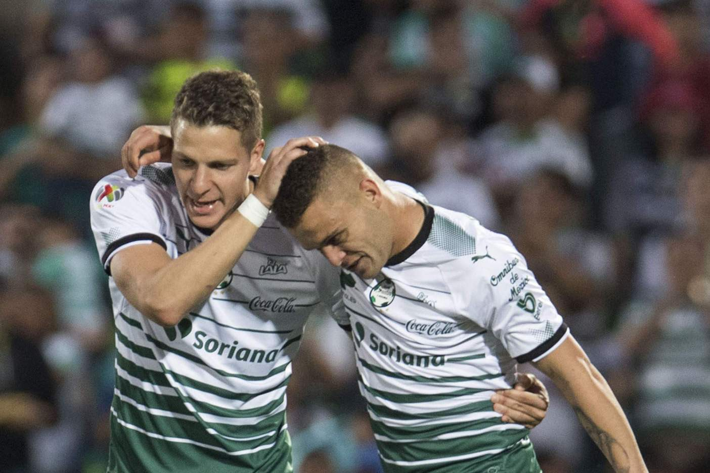Santos domina la Liga MX