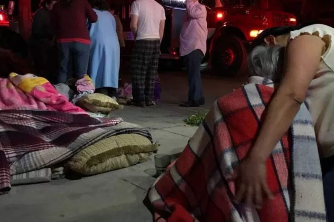 Incendio en asilo deja 2 personas sin vida en Monterrey