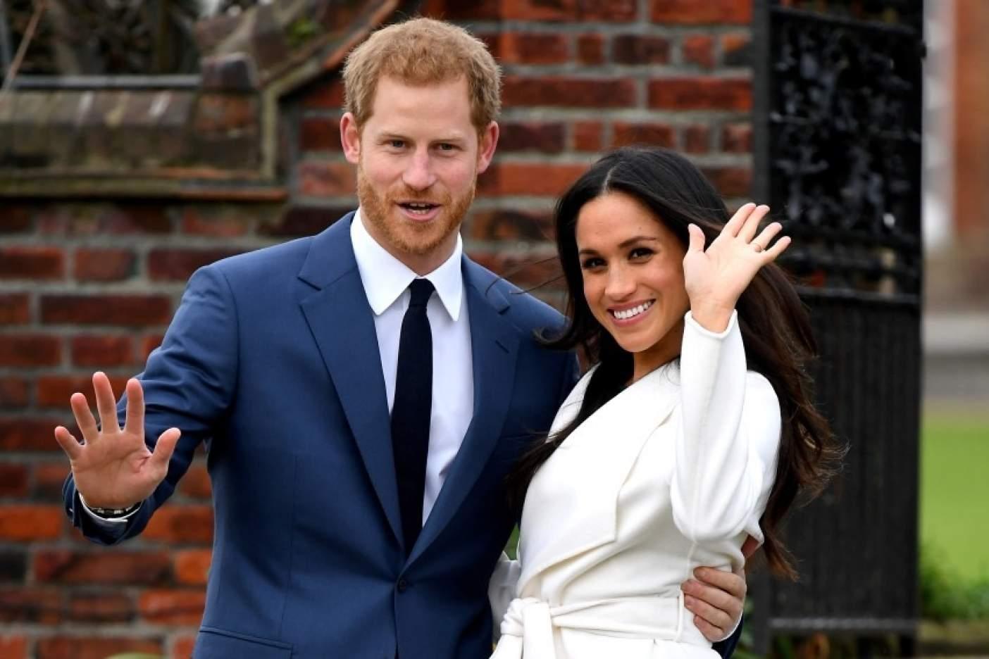 El príncipe Harry y Meghan Markle tendrán un pastel de boda orgánico