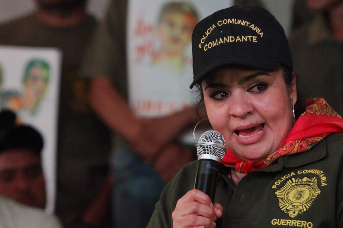 Senadora Nestora Salgado Es Hospitalizada Por Posible