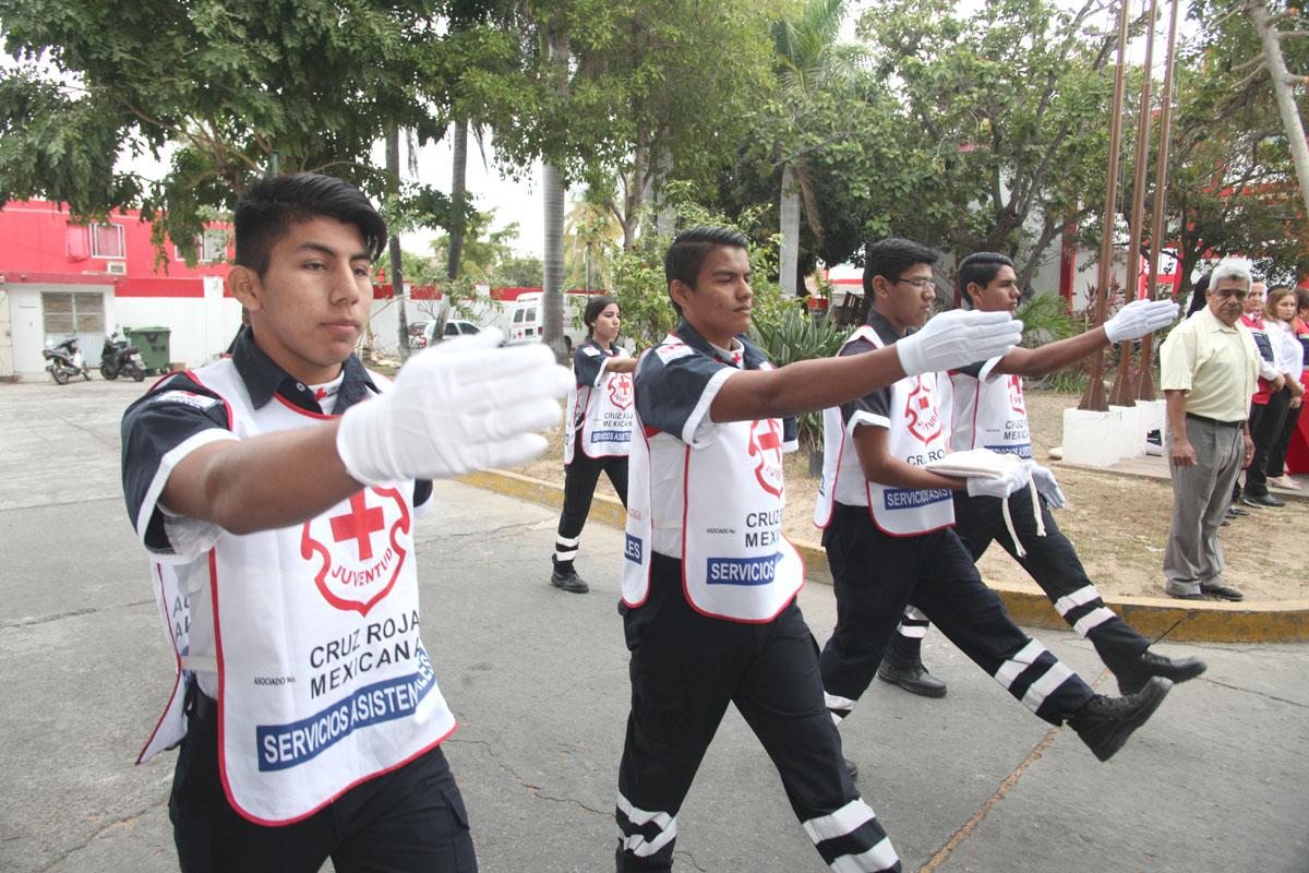 Peña Nieto encabeza inicio de la Colecta Nacional de la Cruz Roja