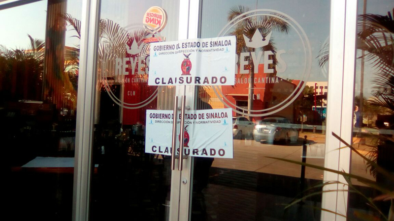 Comando ataca bar en Culiacán; hay 2 muertos