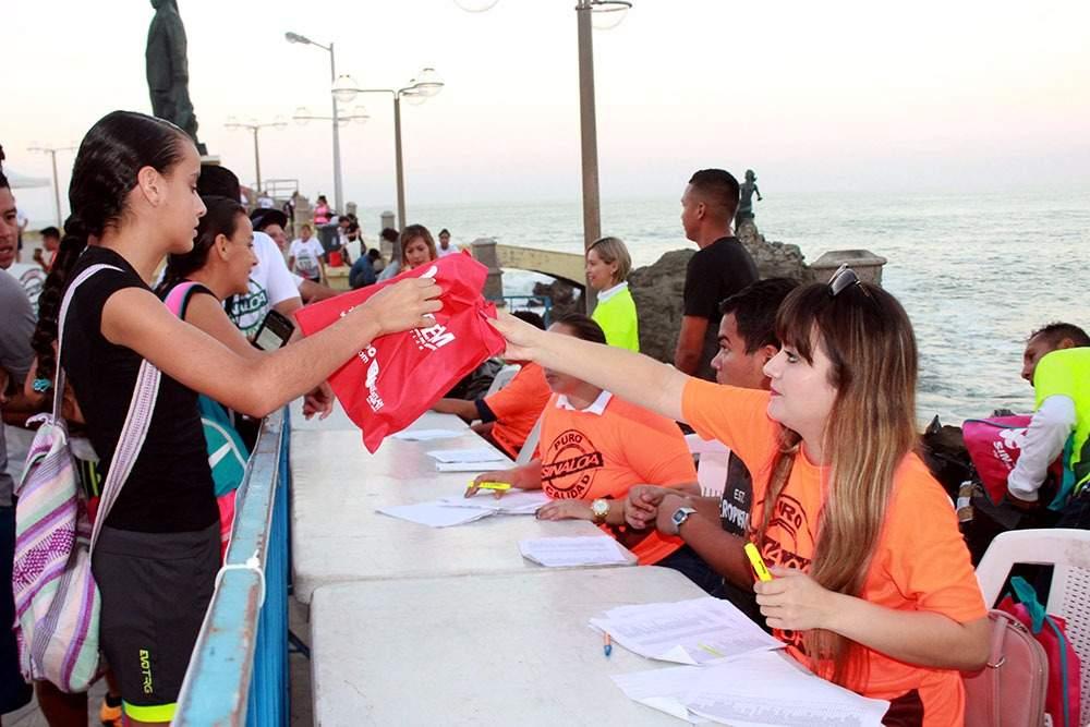 Tlaxcala participó en la carrera nacional