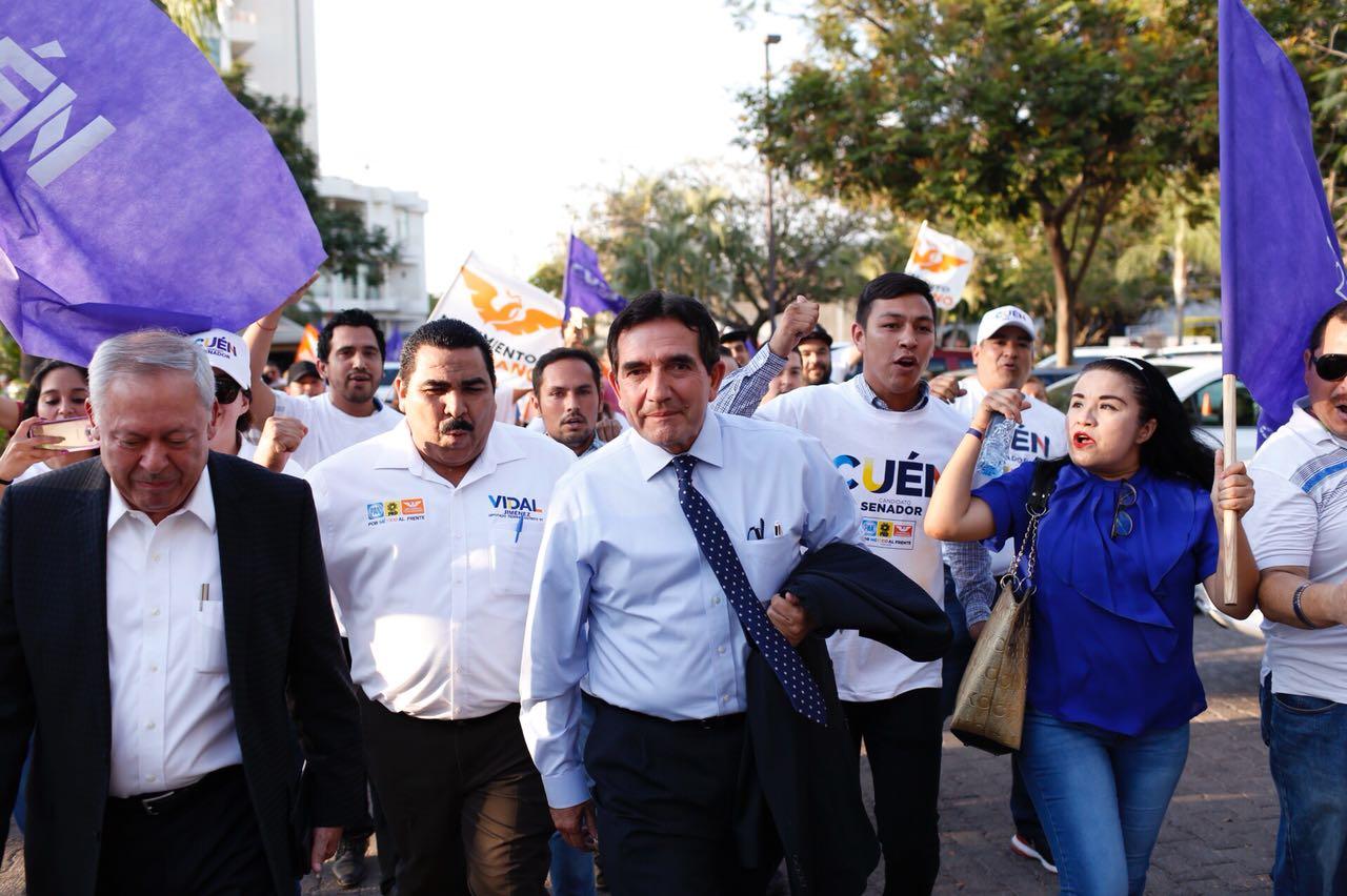 Sinaloa | Debate de candidatos al Senado, este martes