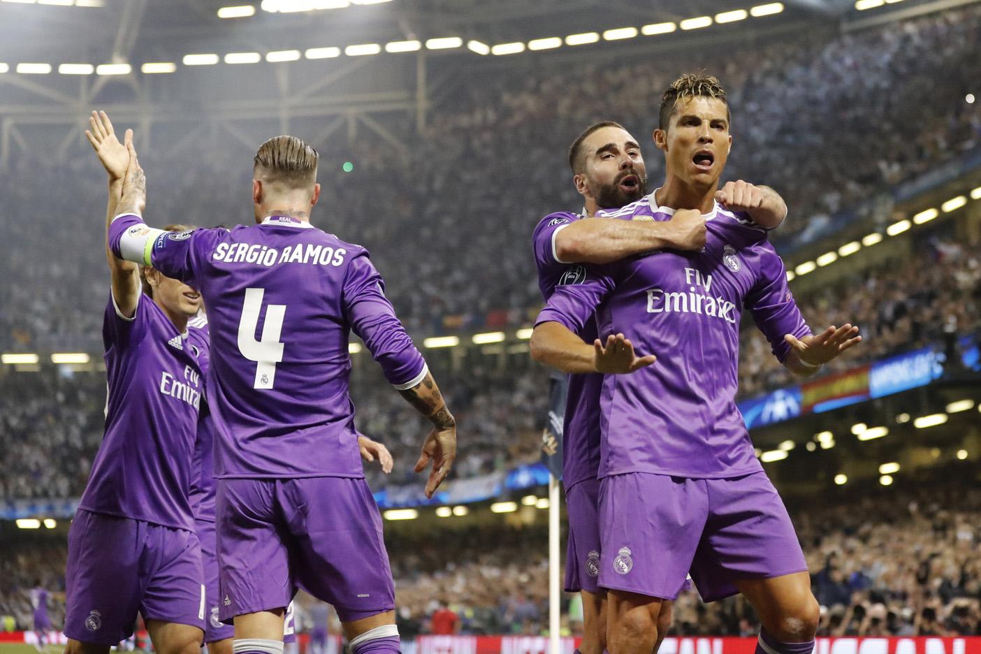 Madrid y juventus empatan 1 1 en primer tiempo de la final for Madrid noroeste